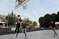 Léon Stynen Kessel-Lo, Casablanca basketbalveld2.jpg