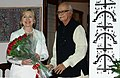 L. K. Advani greets Hillary Clinton, New Delhi, 2009.jpg