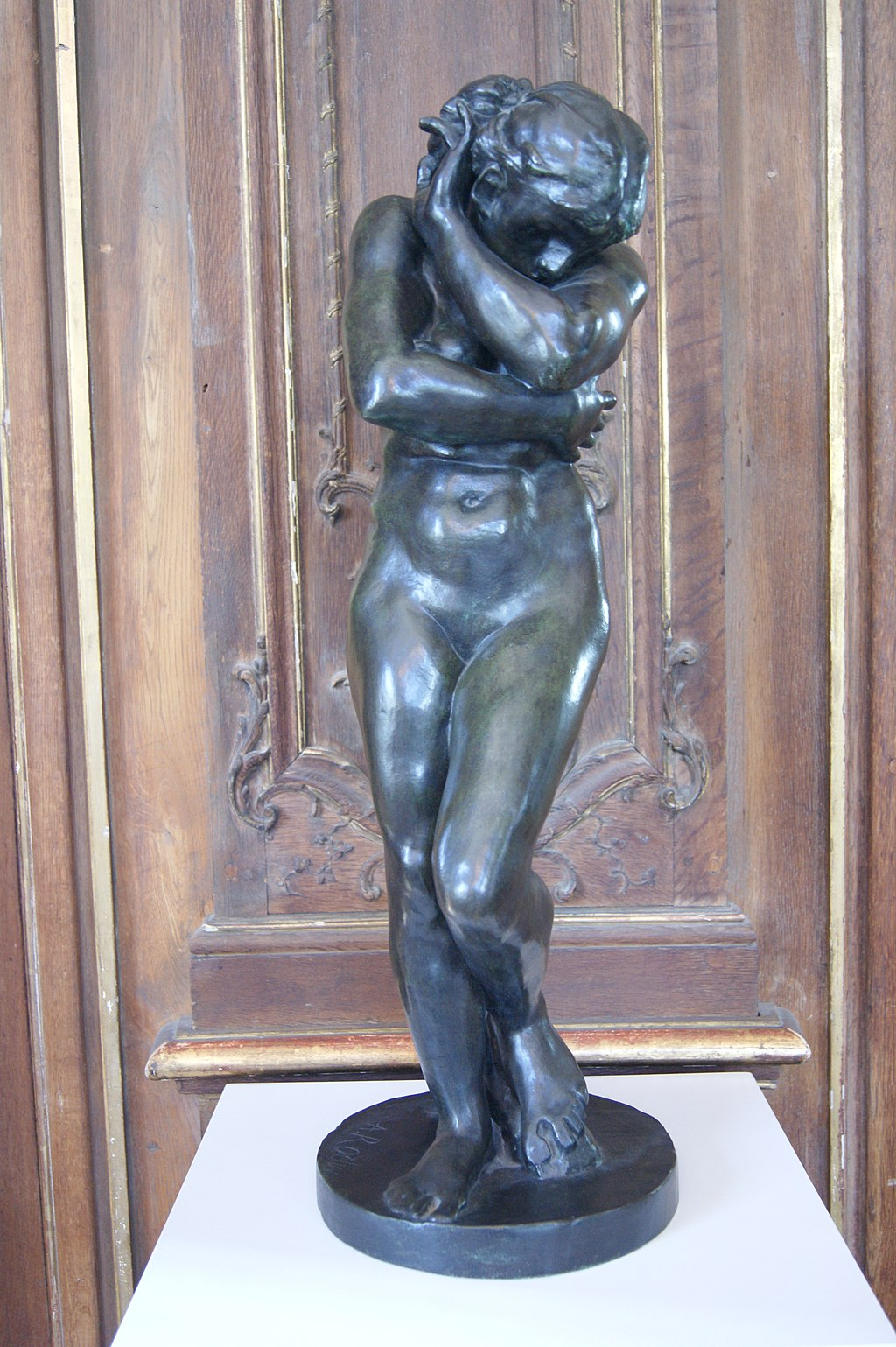 """Eve"" by Auguste Rodin"