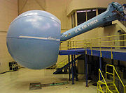 Large Amplitude Multi-mode Aerospace Research Simulator (LAMARS)