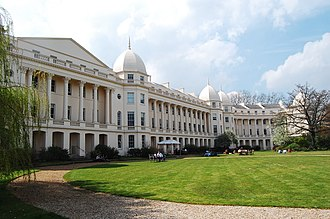 London Business School - The Sussex Palace, main campus in London