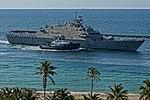 LCS-7 USS DETROIT arrives PEV JTPI 6513 (27465969677).jpg