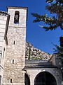 La Cabrera. Torre del Monasterio de San Antonio..jpg