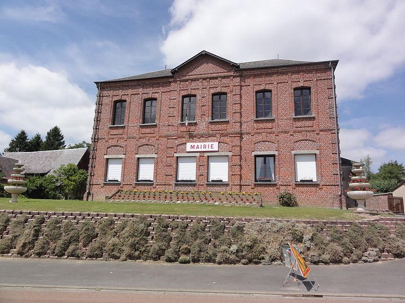 La Neuville-lès-Dorengt (Aisne) mairie