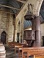 La Roche-Maurice (29) Église Saint-Yves - Intérieur - Chaire 02.jpg