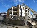 La demolition de l'ancien siege du credit agricole rue chicogné a rennes - panoramio.jpg