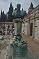 La tomba del direttore d'orchestra Jefte Sbolci presso il Il cimitero monumentale Porte Sante di Firenze a San Miniato a monte.jpg