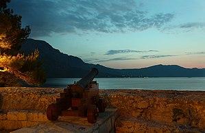 Korčula (town) - Image: La vecchia guardia