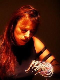 Laetitia Sonami Musical artist