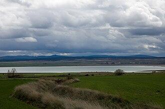 Laguna de Gallocanta - Image: Laguna de Gallocanta (Aragón)