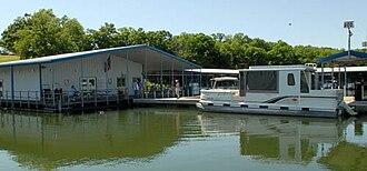 Lake Jacomo - LakeJacomo Marina