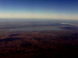 Currawang - Image: Lake George August 2010