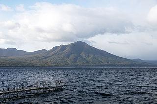 Mount Fuppushi Dormant volcano on the island of Hokkaido, Japan