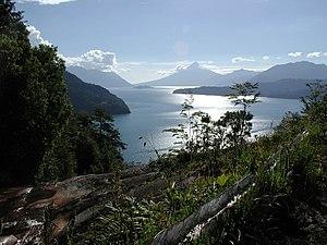 Todos los Santos Lake - Image: Lake Todos los Santos