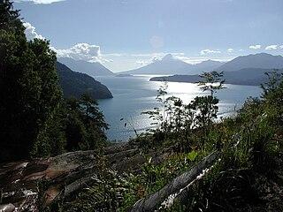 Todos los Santos Lake lake in Los Lagos, Chile