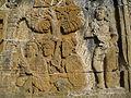 Lalitavistara - 014 E-8, King Suddhodana and Queen Maya, Court Musicians (detail) (8599239214).jpg