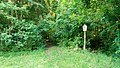 Landschaftsschutzgebiet Gleitsch FFH-Gebiet Saaletal zwischen Hohenwarte und Saalfeld Gleitsch nördlicher Zugang I.jpg