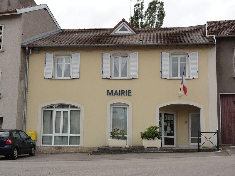 Laneuveville-devant-Bayon (M-et-M) mairie