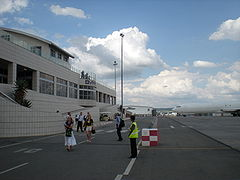 Lanseria International Airport/Port lotniczy Lanseria