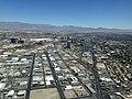 Las Vegas From Stratosphere 1 2013-06-25.jpg