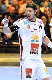 László Nagy (handballer) Hungarian handball player
