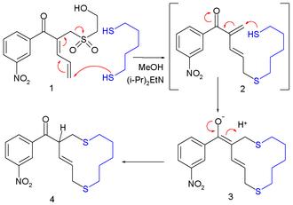 Allylic rearrangement - Lawton reaction