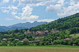 Miribel-Lanchâtre – Panorama
