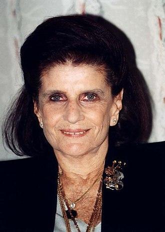 Leah Rabin - Leah Rabin (around 1995)