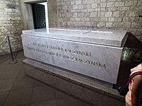 Lech Kaczynski, Maria Kaczynska, Wawel.jpg