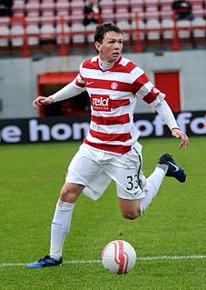 Lee Kilday Scottish professional footballer