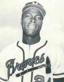Lee Maye American baseball player