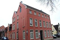 Faldernstraße in Leer (Ostfriesland)