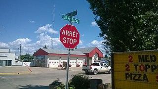 Town in Alberta, Canada