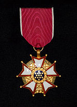 US Legion of Merit Medal