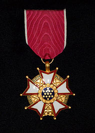Legionnaire of the Legion of Merit
