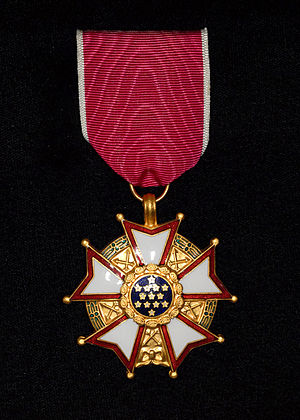 William Bleckwenn - The U.S. Legion of Merit