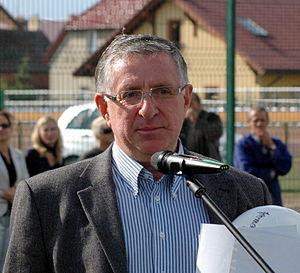 Lesław Ćmikiewicz - Image: Lesław Ćmikiewicz