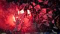 Les supporters marseillais 1, Coupe de la Ligue Final 2010.jpg