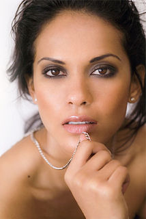 Lesley-Ann Brandt South African actress