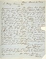 Letter, 24 March 1850 MET DP804254.jpg