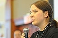 LiAnna Davis speaking at Wikipedia in Higher Education Summit - profile.jpg