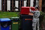 Liberty Wing airmen initiate dorm recycling program 130111-F-XB934-075.jpg