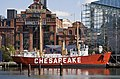 "LIGHTSHIP NO. 116 ""CHESAPEAKE"""