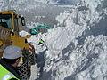 Ligne Saint-Gervais - Vallorcine - avalanche2006 - 10.JPG