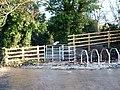 Limekiln Nature Reserve entrance, Cherry Hinton - geograph.org.uk - 1622395.jpg