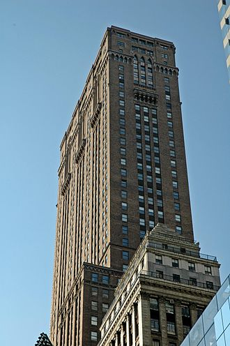 One Grand Central Place - View from 42nd Street and Fifth Avenue