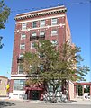Lincoln Hotel (Scottsbluff, Nebraska) from SW 5.JPG