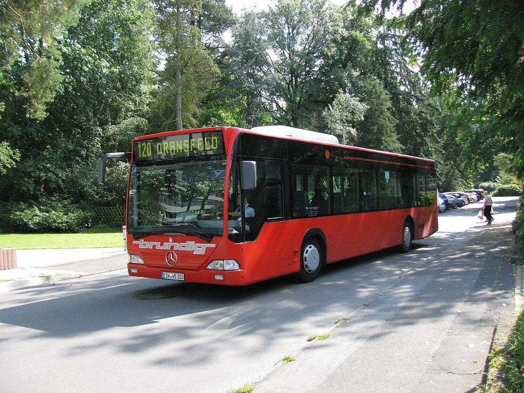 Linie 120 Göttingen