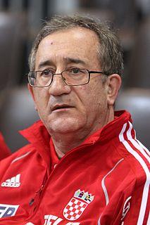 Lino Červar Croatian handball player