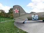 Lisunov Li-2 Empennage Belarusian Great Patriotic War Museum Minsk 27 August 2014.JPG